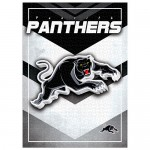 PANTHERS TEAM LOGO 1000PC PUZZLE