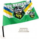 Canberra Raiders NRL Small kids flag