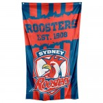 Sydney Roosters Supporters Flags 150x90cm
