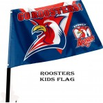 Sydney Roosters NRL Small kids flag