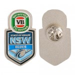 New South Wales State of Origin NRL Team Logo Lapel Pin