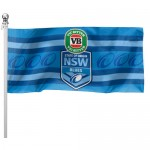 New South Wales State of Origin NRL 180x90cm Outdoor Pole Flag.