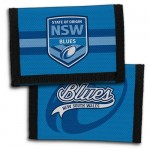New South Wales State of Origin Velcro Wallet