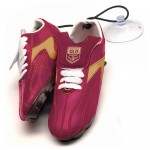 Queensland State of Origin NRL Hanging Suction Footy Boots