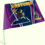 Melbourne Storm Car Flag 38x27cm