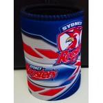 Sydney Roosters NRL Team Beer Can/Bottle Stubby Holder Cooler