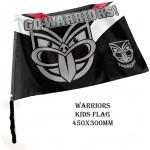 New Zealand Warriors NRL Small kids flag